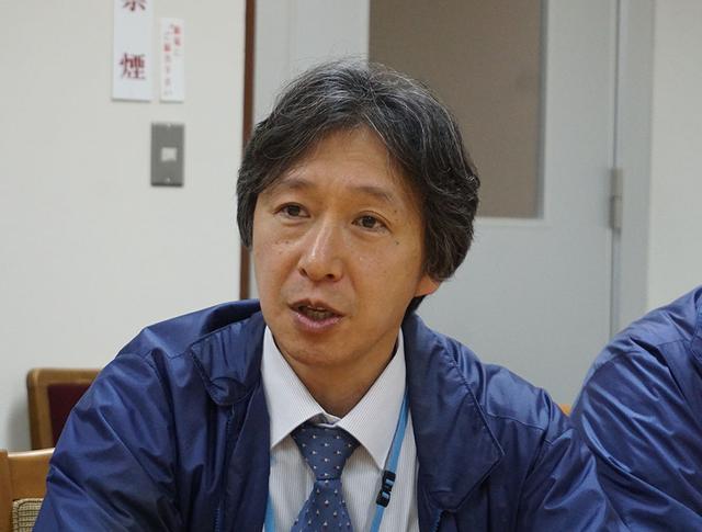 画像: 東京現像所 営業本部 営業部 部長 清水俊文さん。『キングコング対ゴジラ』や黒澤作品の4K化にも関わったキーマンで、実はかなりの特撮マニアとか