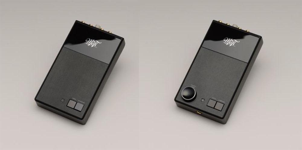 画像: フォノイコライザーアンプ「Studio Phono 2」(左)と「Ultra Phono 2」(右)
