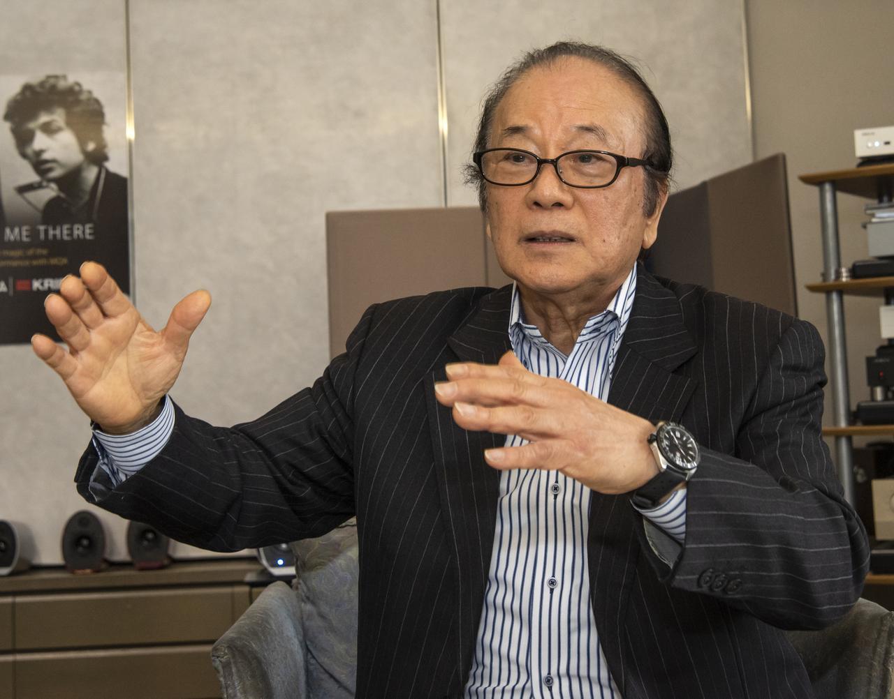 画像: 株式会社クリプトン オーディオ事業部長 渡邉 勝 さん