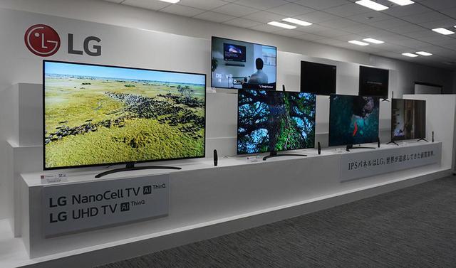 画像: 2019年液晶テレビのラインナップ。全モデル4Kチューナーと最新世代の4K IPSパネルを搭載している