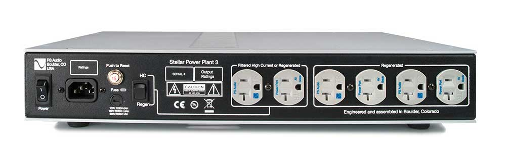 画像: PS Audio、スリムな筐体に300Wの出力を持ったクリーン電源「Steller PowerPlant 3」を5月下旬に発売。価格は30万円