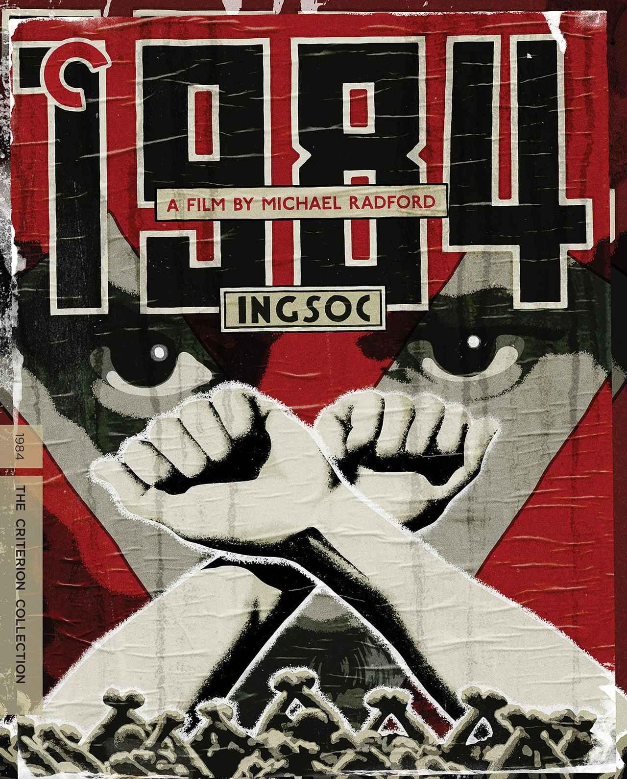 画像: マイケル・ラドフォード監督作『1984』【クライテリオンNEWリリース】