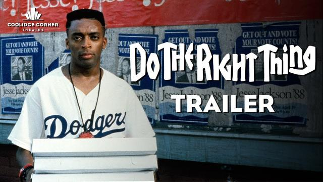 画像: Do the Right Thing | Restored Trailer [HD] | Coolidge Corner Theatre www.youtube.com