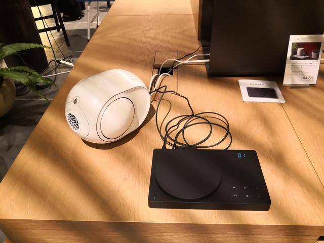 画像: 光デジタル出力でのセッティングイメージ