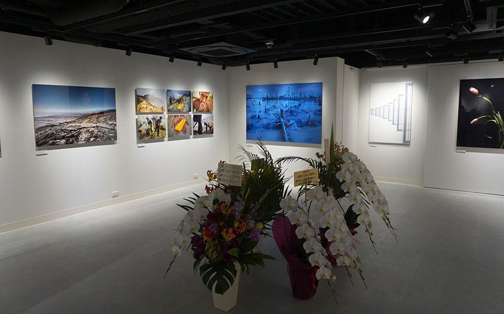 画像: 2Fのギャラリーでは写真展やセミナーなどが開催される予定とか