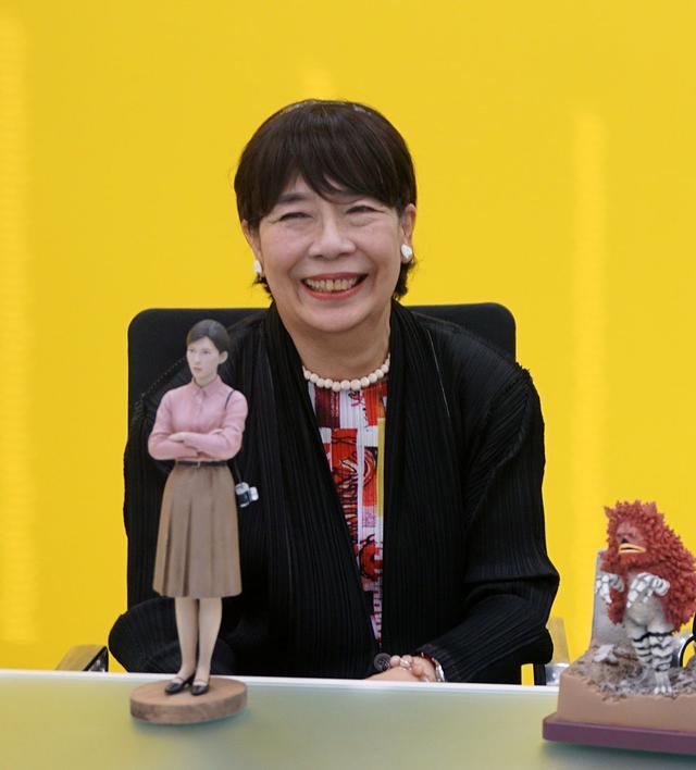画像: 『ウルトラQ』江戸川由利子役の桜井浩子さん。当時の撮影エピソードや現場の様子などを、とても鮮明に語っていただきました