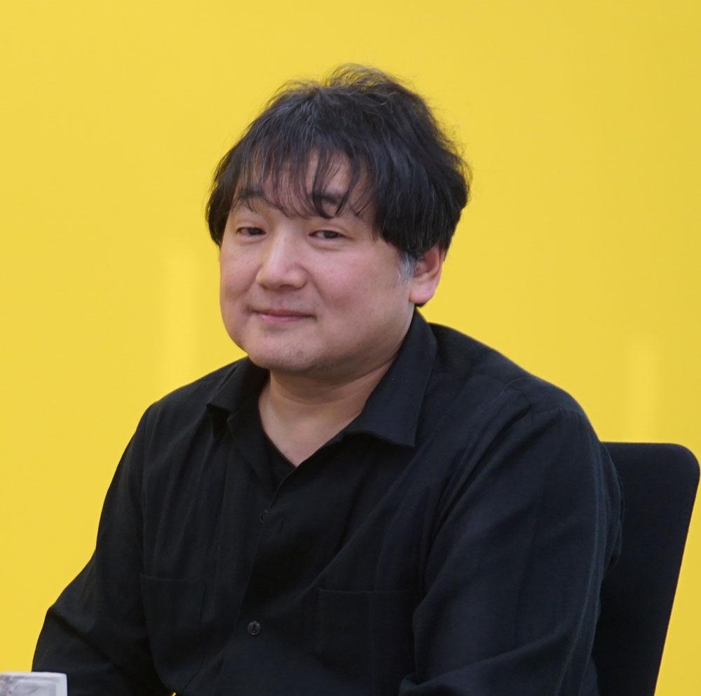 画像: 円谷プロダクション・製作本部エグゼクティブマネージャー隠田雅浩さん。4K化に際して、細かい部分まで配慮してグレーディング作業を進めたそうです