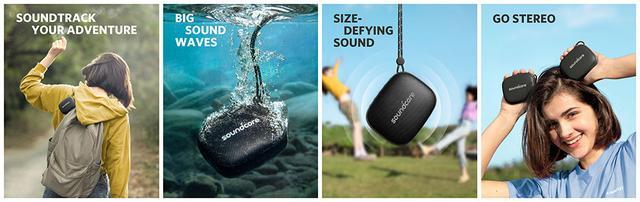 画像2: アンカーの超コンパクトなBluetoothスピーカー「Soundcore Icon Mini」が、定価¥2,999で4月26日から発売。アマゾンで20%割引キャンペーンもスタート!