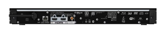 画像: HDMI出力は2系統装備しており、映像と音声の分離出力が可能だ