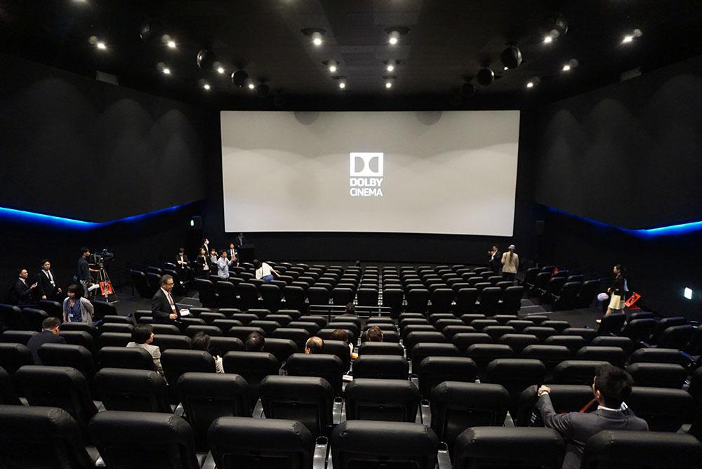 """画像1: """"ドルビーシネマは観客と作り手双方にとって本当に夢の到来であることを痛感した""""久保田明さんが観た、「MOVIXさいたま」の『インフィニティ・ウォー』"""