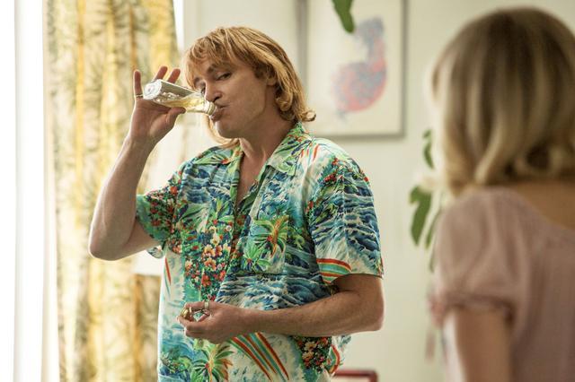 画像: 日がな一日酒をあおるキャラハン。それが取り返しのつかない事態を招く……
