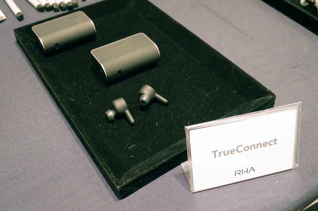 画像: RHA初の完全ワイヤレスイヤホン「TrueConnect」