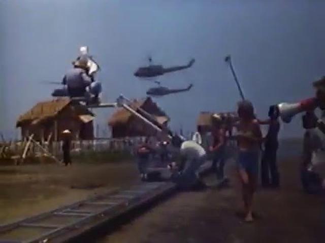 """画像: """"Hearts of Darkness: A Filmmaker's Apocalypse"""" (1991) Trailer www.youtube.com"""