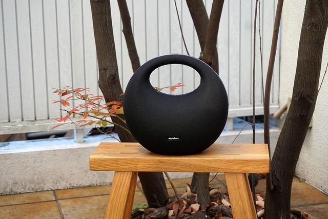 画像: Model Zero(¥19,800、税込)はバッテリー内蔵で、屋外での使用も可能