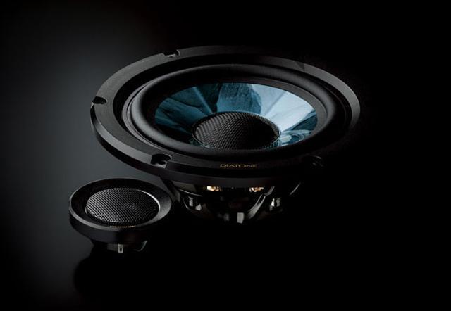 画像: トップスピーカーにはカーオーディオ用のユニットDS-G500を使用