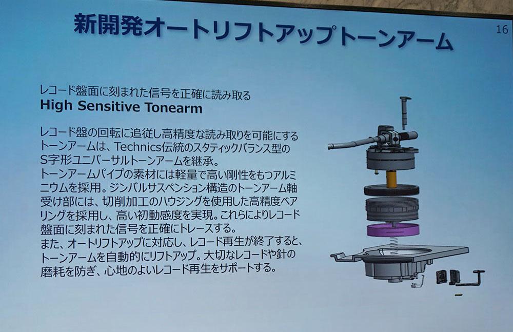 画像2: テクニクスから、入門層向けターンテーブル「SL-1500C」が発売される。MMカートリッジ付属&フォノイコライザー内蔵で、すぐにレコードが楽しめる
