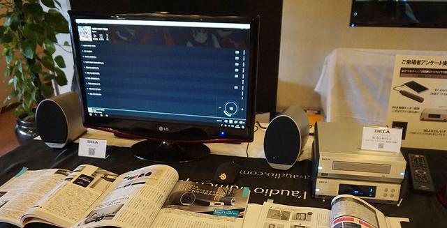 画像: N100とクリプトンのハイレゾ対応コンパクトスピーカーとのセット「KS55SMS」