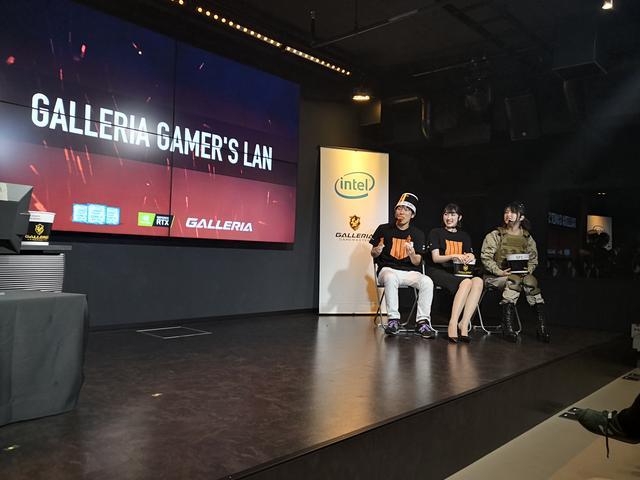 画像2: 「GALLERIA GAMER'S LAN」イベントレポート