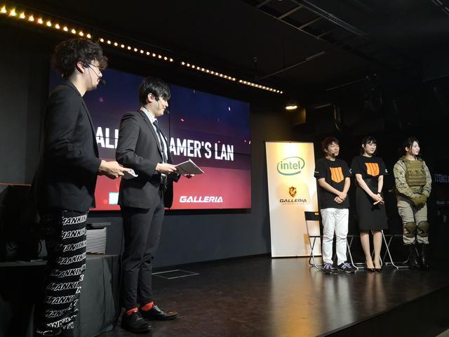 画像1: 「GALLERIA GAMER'S LAN」イベントレポート