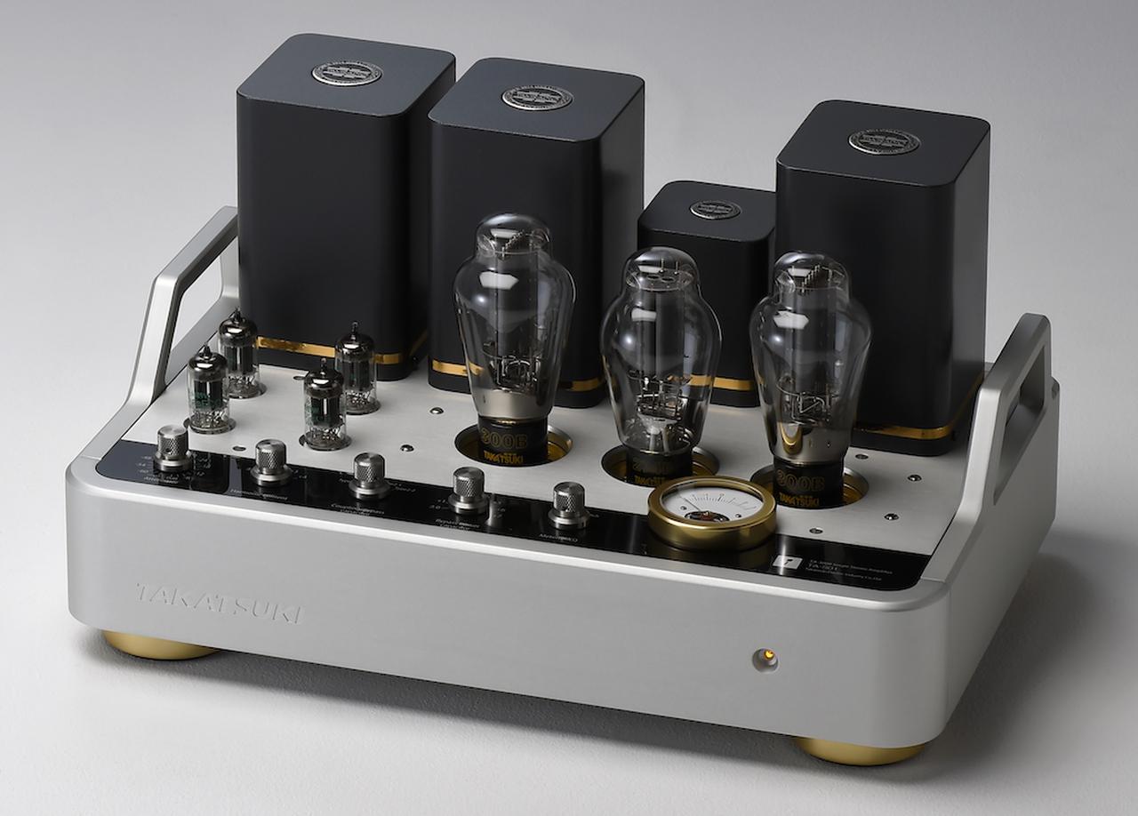 画像: Power Amplifier タカツキ TA-S01 ¥1,500,000(受注生産)