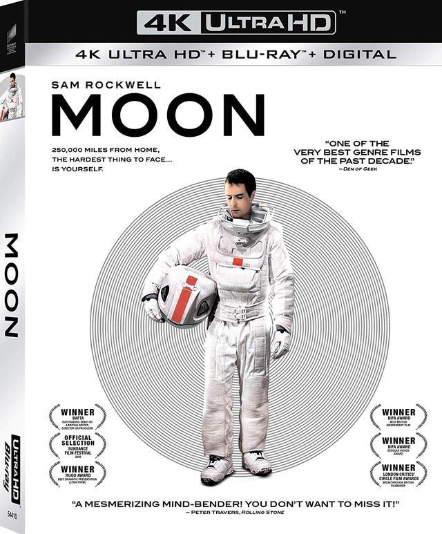 画像: 高い評価を得たSFスリラーが4K化 『月に囚われた男』【海外盤Blu-ray発売情報】