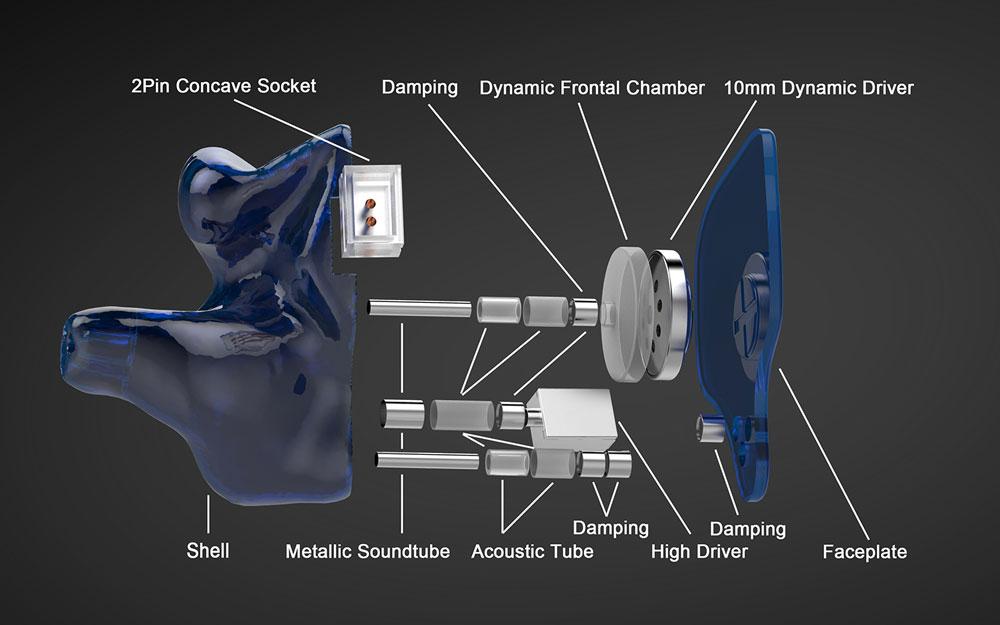 画像: Unique Melody、日本限定のエントリーモデル「MACBETH」のカスタムIEMモデル「MACBETH Custom」を5月10日に発売