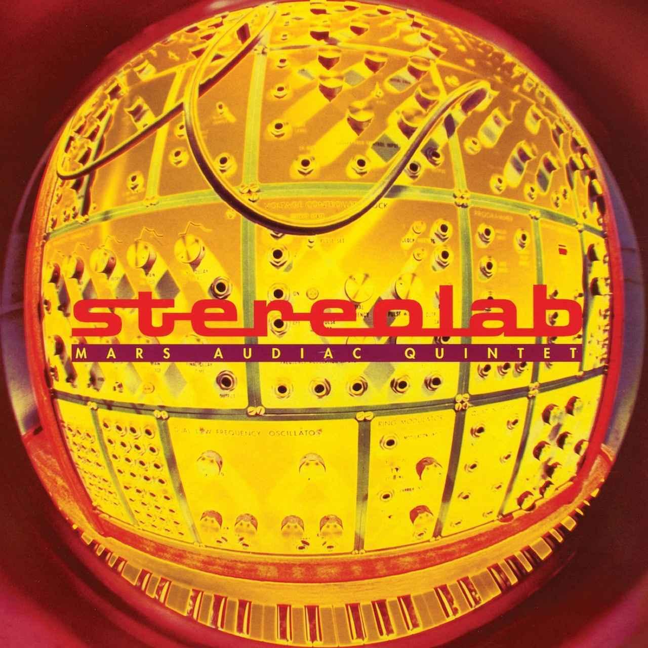 画像: Mars Audiac Quintet / Stereolab