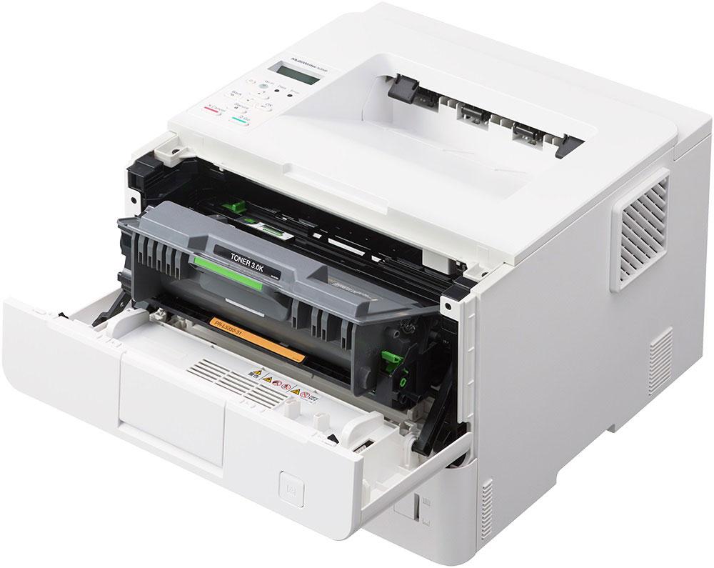 画像: NEC、業務用のコンパクトなA4対応プリンター「MultiWriter 5350」を5月24日に発売。無線で繋がって素早く印刷できる前面給紙式