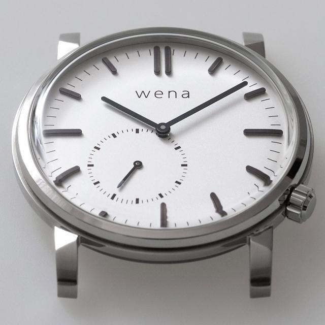画像2: ソニー、スマートウォッチのwena wristシリーズにレトロ感を演出したミニマルモデルと、ファッショブルなクロノグラフモデルを追加。5月28日に発売