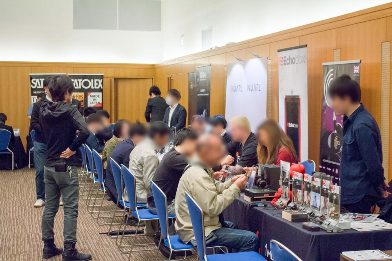 画像1: 「ポタフェス2019福岡・天神」、いよいよ明日開催! 80ブランドが集結し、注目製品を試聴できる。AAWのカスタムIEM日本初披露ほか、会場限定セールも実施
