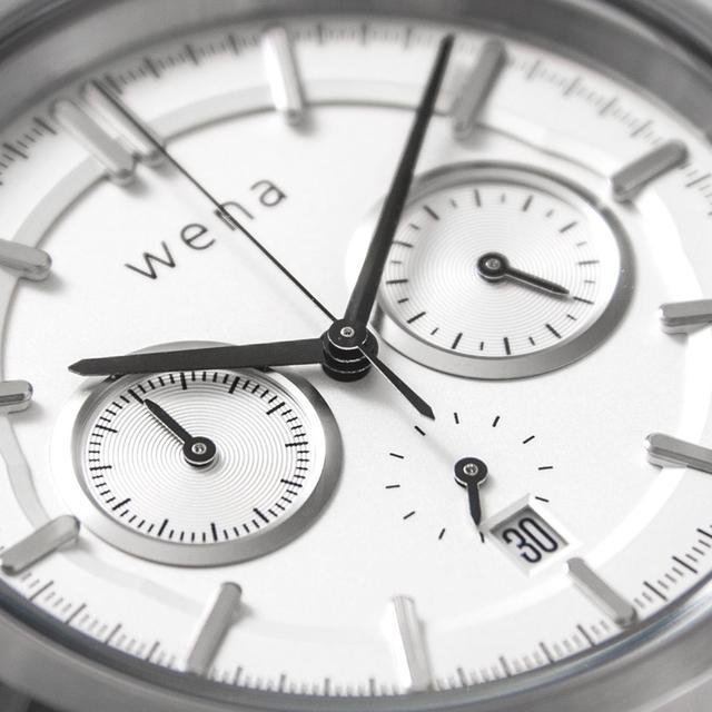 画像4: ソニー、スマートウォッチのwena wristシリーズにレトロ感を演出したミニマルモデルと、ファッショブルなクロノグラフモデルを追加。5月28日に発売