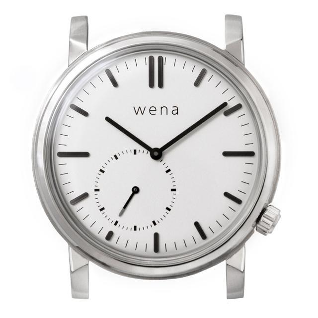 画像1: ソニー、スマートウォッチのwena wristシリーズにレトロ感を演出したミニマルモデルと、ファッショブルなクロノグラフモデルを追加。5月28日に発売