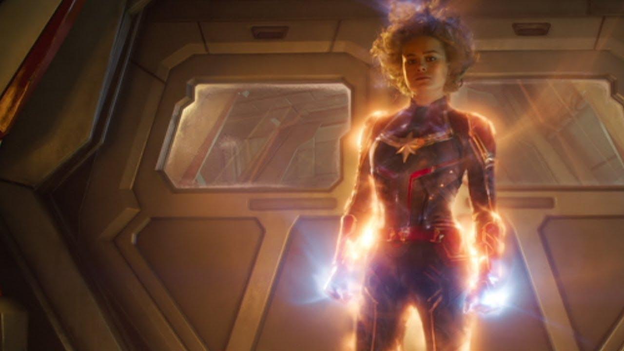 画像: 「キャプテン・マーベル」日本版本予告 www.youtube.com
