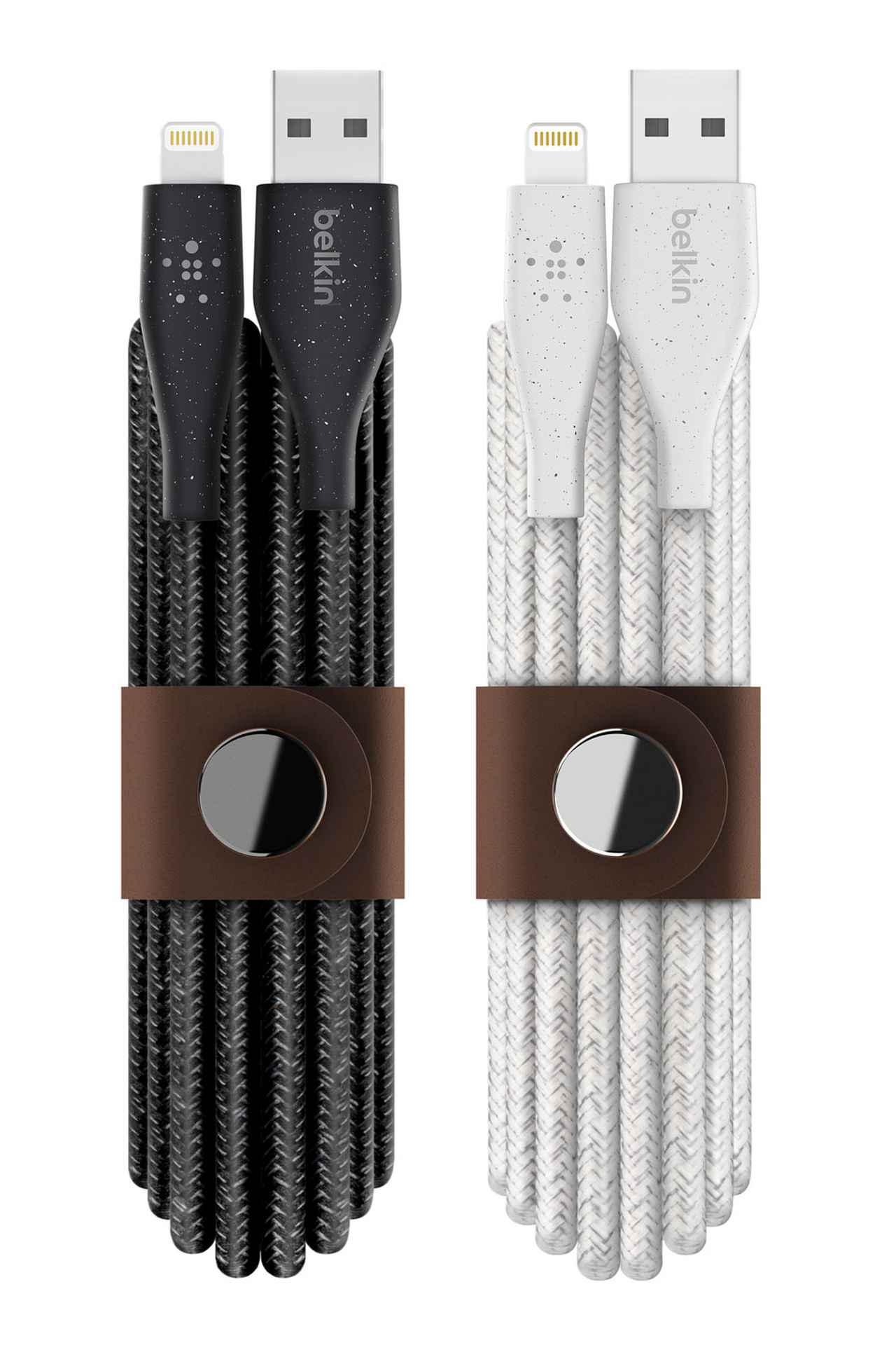 画像: DuraTek Plus USB-A to Lightning ケーブル