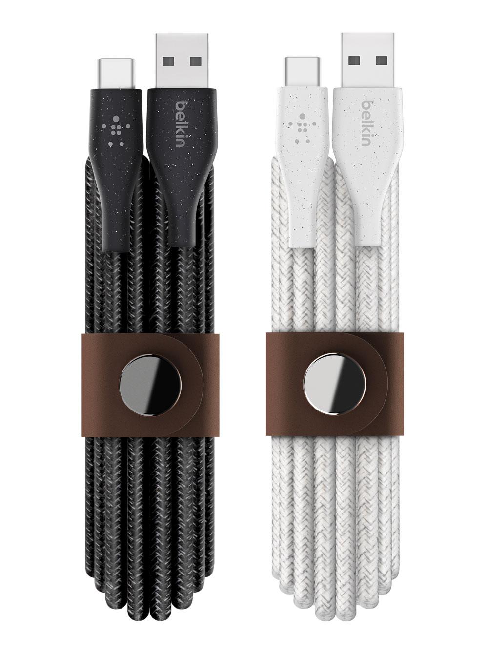 画像: DuraTek Plus USB-A to USB-Cケーブル