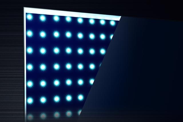 画像: Z730Xシリーズには新開発の全面直下型LEDバックライトと映像エンジン「レグザエンジンProfessional」を搭載して高画質を追求。さらに、65型モデルは外光反射を抑える低反射VAパネルを、55/49/43型モデルは高コントラストを訴求するIPSパネルを採用している