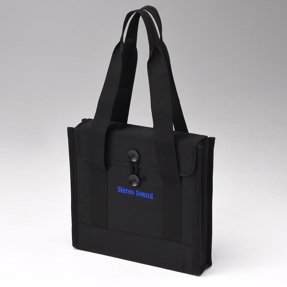 画像: 今人気のステレオサウンドオリジナルレコードバッグも展示・販売いたします www.stereosound-store.jp