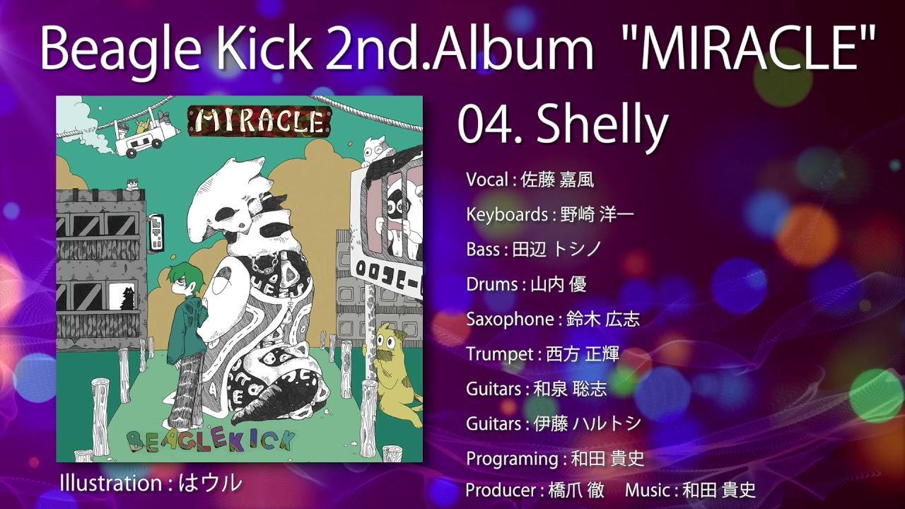 """画像: Beagle Kick 2nd.Album """"MIRACLE"""" フル試聴 www.youtube.com"""