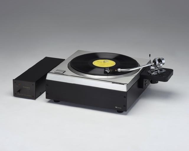 画像: 実際にSP-10IIを装着したところ。トーンアームはSME3009を装着しています(TT-10には含まれていません) www.stereosound-store.jp