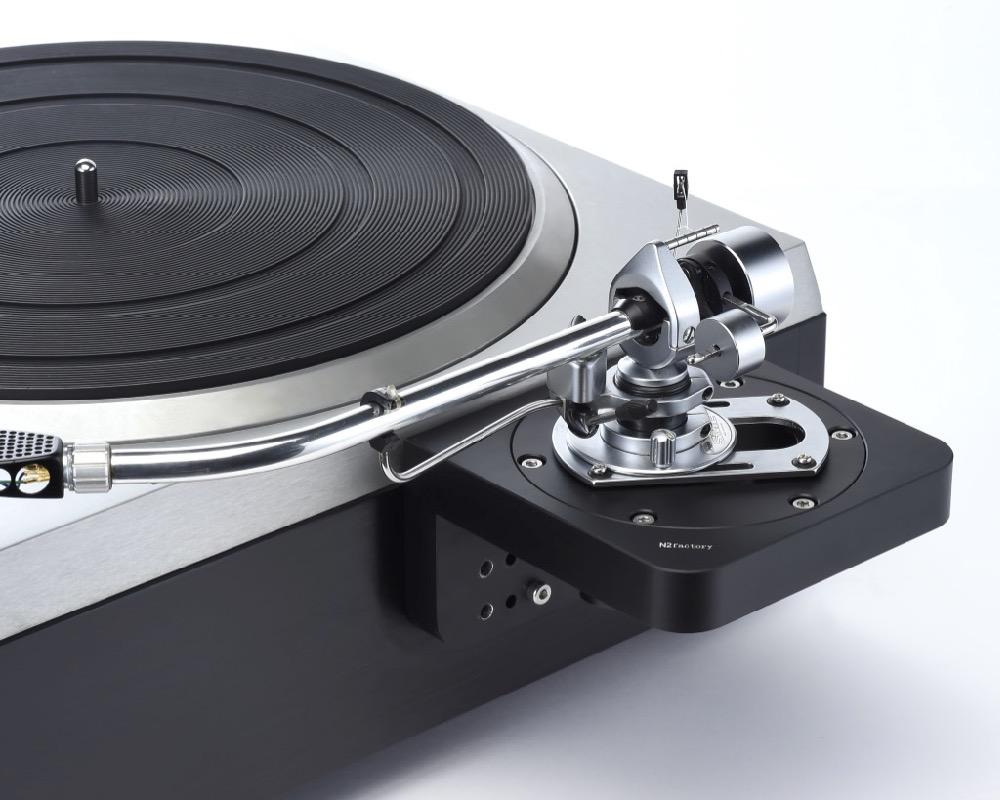 画像: TT-10にはSME仕様のトーンアームベース一式が含まれています。他機種の装着についてはステレオサウンドストアまでお問合せください www.stereosound-store.jp