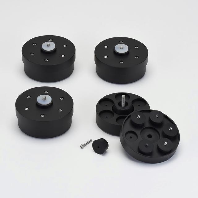 画像: インシュレーターやスペーサーなど、少しずつチューンナップしていけるのもTT-10シリーズの特徴 www.stereosound-store.jp