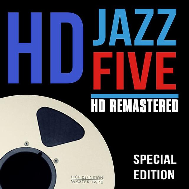 画像: HD Jazz Volume 5/Various Artists