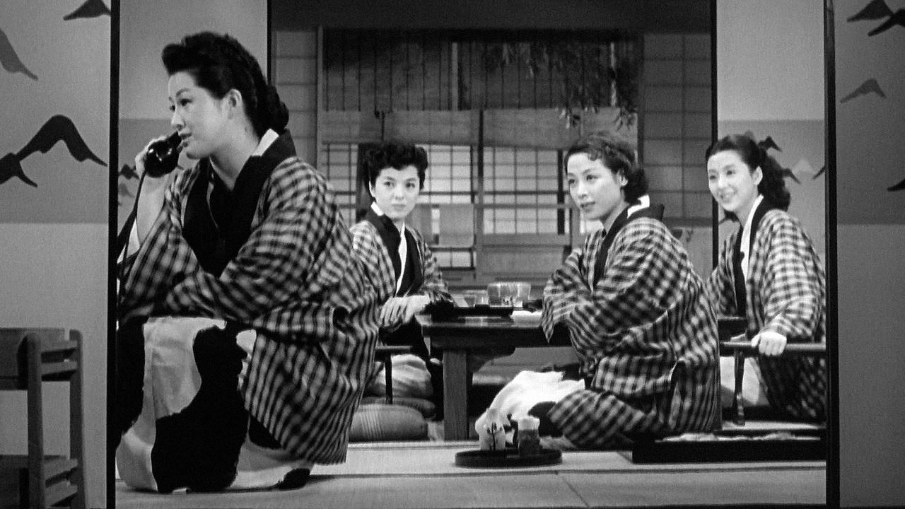 画像3: 小津安二郎監督作『お茶漬けの味』【クライテリオンNEWリリース】