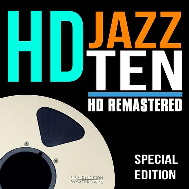 画像: HD Jazz Volume 10/Various Artists