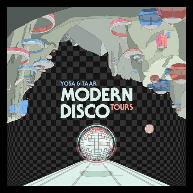 画像: Modern Disco Tours / YOSA & TAAR