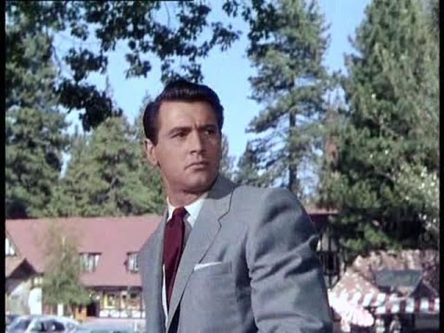 "画像: Rock Hudson - "" Magnificent Obsession "" Trailer - 1954 www.youtube.com"