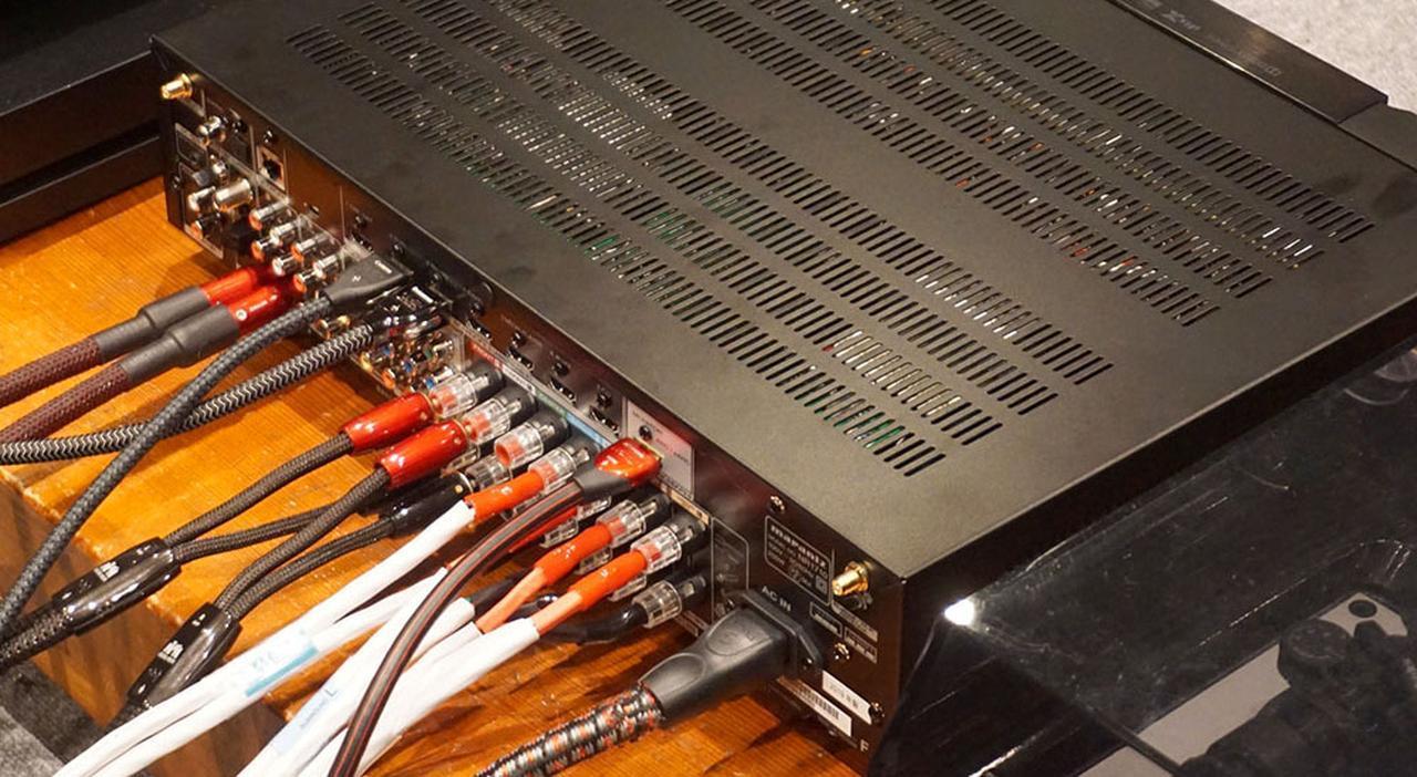 画像5: リビングの音はすべてお任せ。マランツからスリムデザインのAVセンター「NR1710」が登場。Dolby Atmos Height Virtualizerを搭載し、2ch再生の可能性を広げる