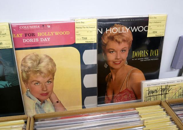 画像: ▲ドリス・デイのレコード