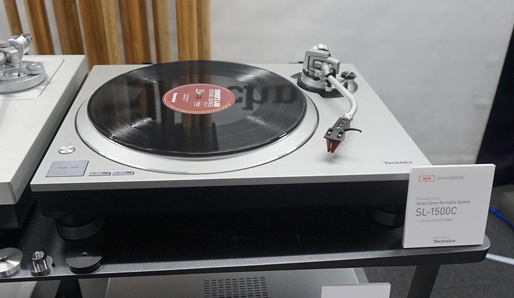 画像: オーディオ入門層に最適な「SL-1500C」