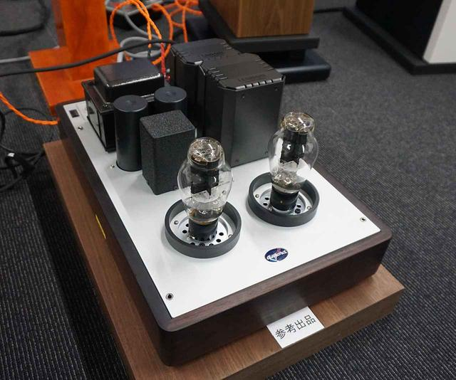 画像: モノーラルパワーアンプの「PADA-300B」(価格未定、9月発売予定)